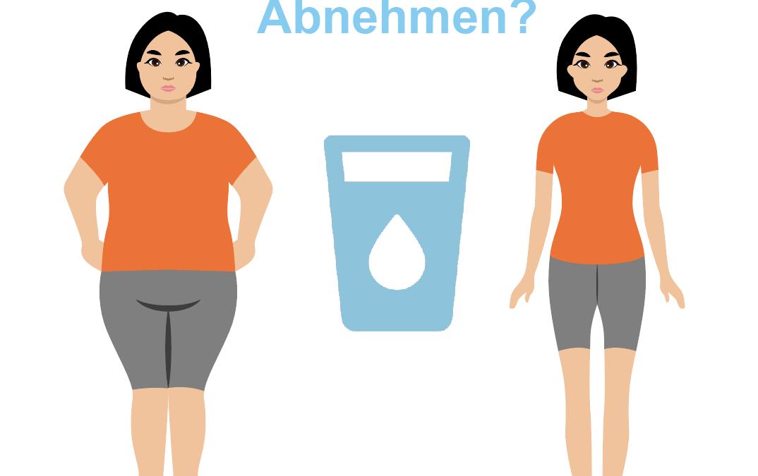 Diät: Abnehmen Wasserverlust