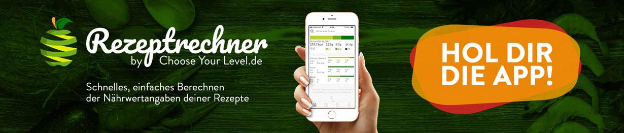 Kalorienrechner App